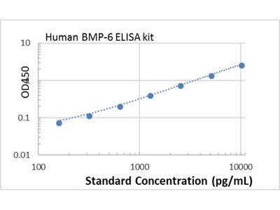 Human BMP-6 ELISA kit