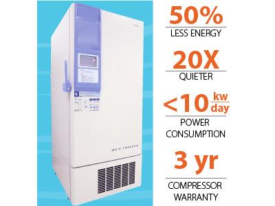 Ultra Low Temperature Lab Freezer-528 L