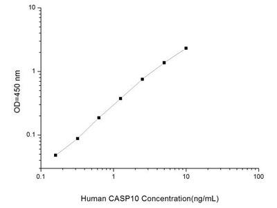 CASP10 ELISA Kit (Human) (OKEI00145)