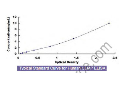 Human Coxsackie And Adenovirus Receptor Like Membrane Protein (CLMP) ELISA Kit