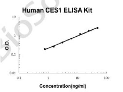 Human CES1 PicoKine ELISA Kit