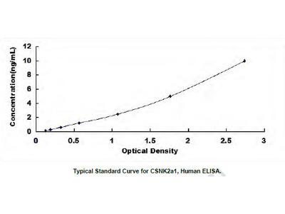 Human Casein Kinase 2 Alpha 1 (CSNK2a1) ELISA Kit