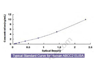 Human ATP Binding Cassette Transporter C2 (ABCC2) ELISA Kit