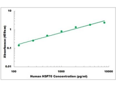 Human HSP70 ELISA Kit