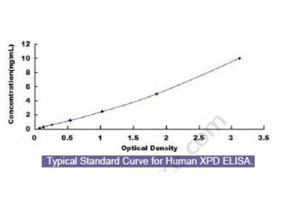 Human Xeroderma Pigmentosum, Complementation Group D (XPD) ELISA Kit