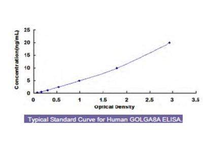 Human Golgin A8 Family, Member A (GOLGA8A) ELISA Kit