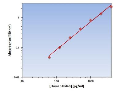 Dkk-1 (Human) OmniKine ELISA Kit