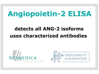 Human Angiopoietin-2 ELISA
