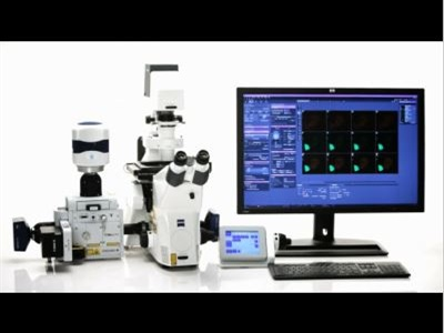 ZEISS Cell Observer SD Spinning Disk Confocal Microscope