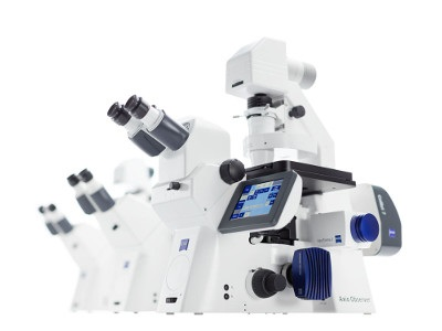 ZEISS Axio Observer Research Inverted Microscope