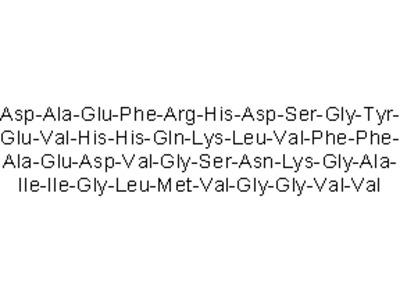 Amyloid b-Peptide (1-40) (human)