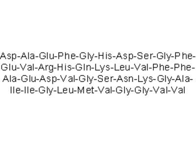 Amyloid b-peptide (1-40) (rat)