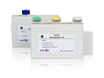 Human IL-21 ELISA development kit (ALP)