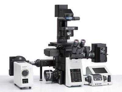 IX83-ZDC Automated Inverted Microscope