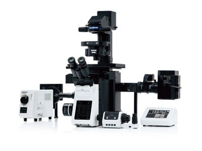 IX83 2-deck Automated Inverted Microscope