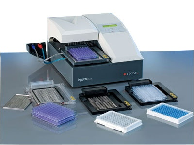 Hydroflex Microplate Washer From Tecan Trading Ag