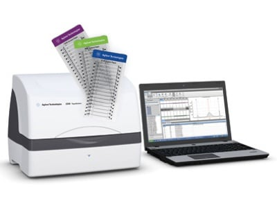 2200 TapeStation System from Agilent Technologies | Biocompare com