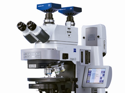 ZEISS Axio Imager 2 Research Upright Microscope