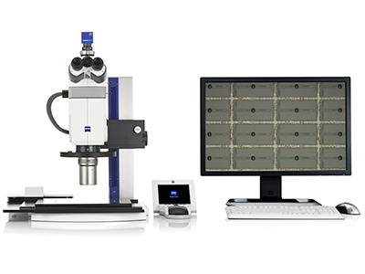 ZEISS Axio Zoom.V16 Fluorescence Stereo Zoom Microscope for Large Biological Samples