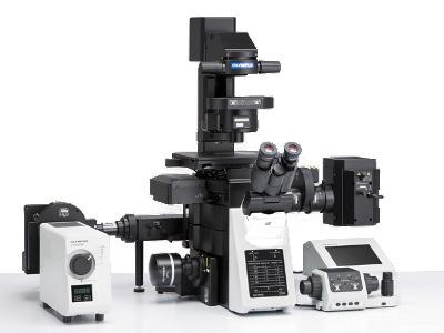IX3 Series Inverted Microscopes