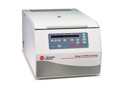Allegra™ X-22R Benchtop Centrifuges from Beckman Coulter Life