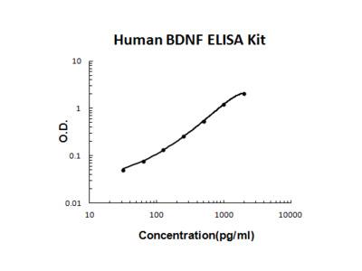 Human BDNF ELISA Kit PicoKine