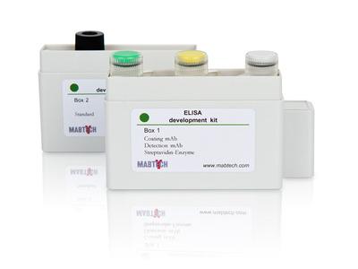 Human apoB ELISA development kit (HRP)