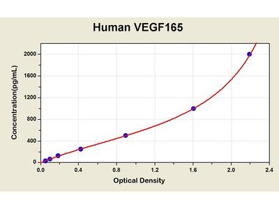 Vascular Endothelial Growth Factor 165 ELISA Kit