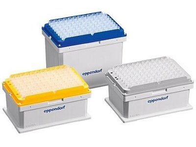 Eppendorf epT.I.P.S. Motion Filtertip 1-50 µL PCR Clean Reloads, 24 racks of 96 tips
