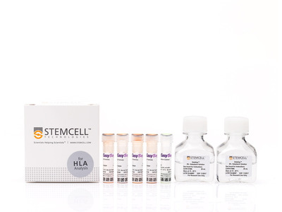 EasySep™ HLA B Cell Enrichment: Complete Processing Kit for Whole Blood