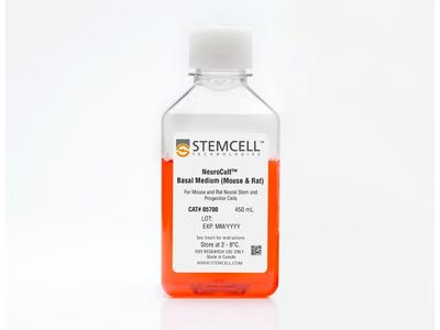 NeuroCult™ Basal Medium (Mouse & Rat)