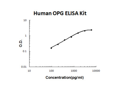 Human OPG (TNFRSF11B) / Osteoprotegerin PicoKine ELISA Kit