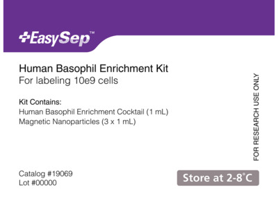 EasySep™ Human Basophil Enrichment Kit