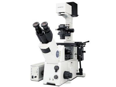IX71 Inverted Microscope