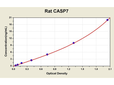 Caspase 7 ELISA Kit