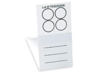 FTA Elute Micro Card, 4 sample areas per card