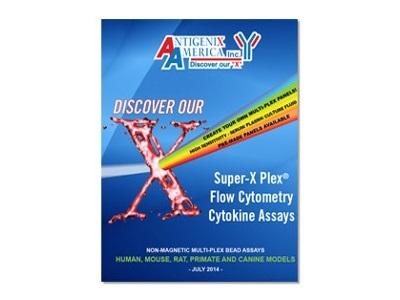 Super-X Plex ® Multi-Plex Cytokine Bead Assays/Custom Multi-Plex Panels