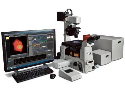 C2+ Confocal Microscope
