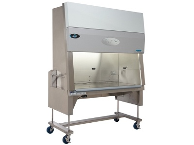 LabGard® ES (Energy Saver) NU 677 4ft Class II, Type A2 Animal Handling  Biological Safety Cabinet