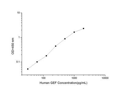 Human GEF (Guanylate Exchange Factor) ELISA Kit