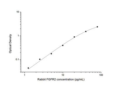 Rabbit FGFR2 (Fibroblast Growth Factor Receptor 2) ELISA Kit