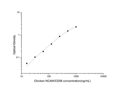 Chicken NCAM/CD56 (Neural Cell Adhesion Molecule) ELISA Kit
