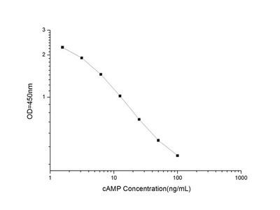 cAMP (Cyclic adenosine monophosphate) ELISA Kit
