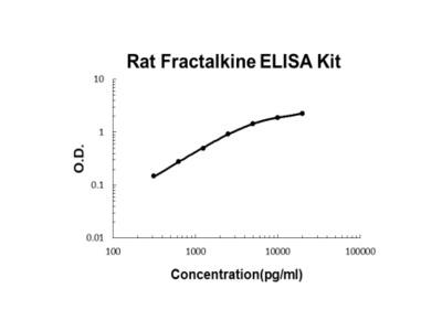 Rat Fractalkine/CX3CL1 PicoKine ELISA Kit