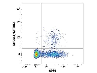 KIR2DL1 / KIR2DS5 APC-conjugated Antibody