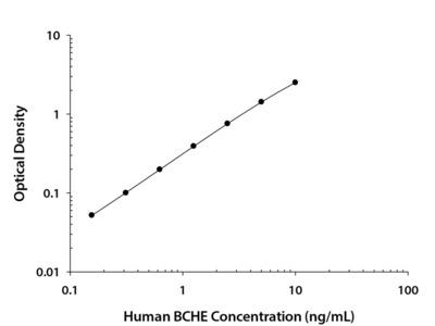 Human Butyrylcholinesterase / BCHE Quantikine ELISA Kit