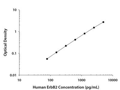 Human ErbB2 / Her2 Quantikine ELISA Kit