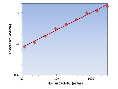 CXCL-16 ELISA Kit (Human) : 96 Wells (OKAG00011)