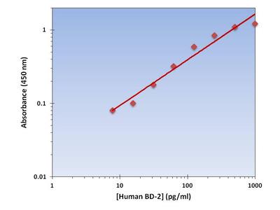 BD-2 ELISA Kit (Human) : 96 Wells (OKAG00003)