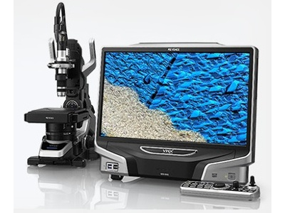 VHX-5000 Digital Microscope
